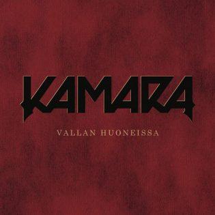 """Kamaralla on asiaa – arviossa yhtyeen """"Vallan Huoneissa"""" -EP"""
