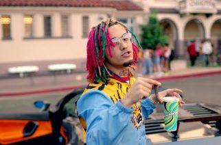 """Lil Pump """"Gucci Gang"""" -musiikkivideolla"""