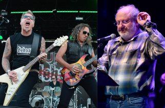 """Metallican kiistellyllä """"Lulu""""-albumillakin työskennellyt tuottaja Hal Willner on kuollut"""