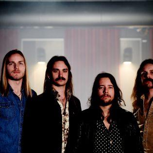 """Ruotsalaisen Nightin uusi albumi """"High Tides – Distant Skies"""" julkaistaan syyskuussa"""