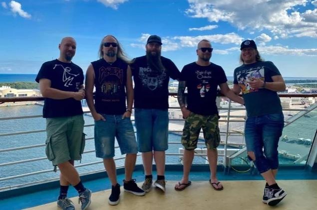Omnium Gatherum saanut uuden albuminsa nauhoitukset valmiiksi