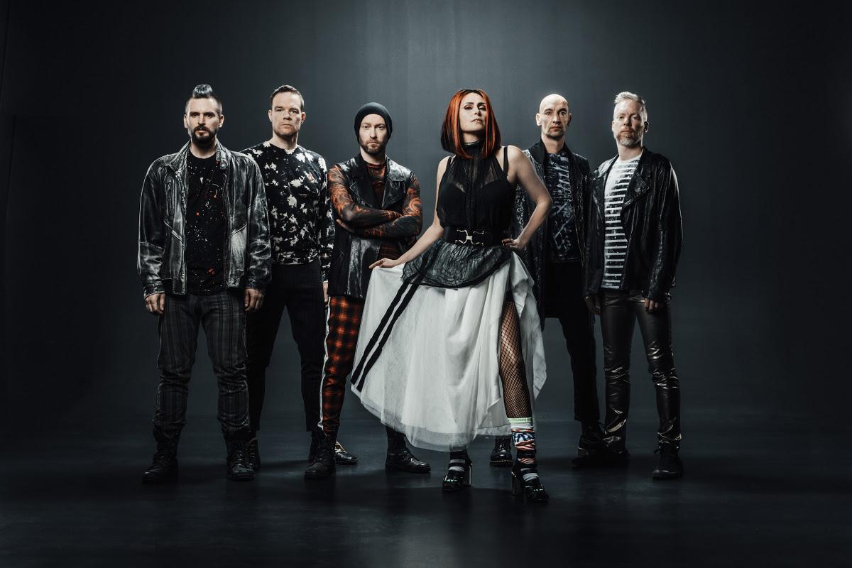"""Sinfonista metallia soittavan Within Temptationin uusi kappale """"The Purge"""" kuunneltavissa"""