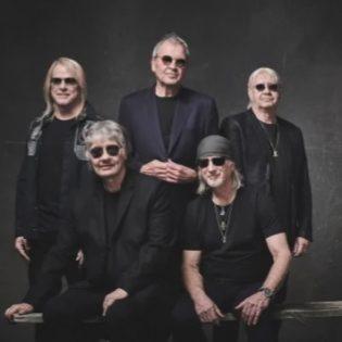Rocklegenda Deep Purple saapuu Tampereelle ja Pietarsaareen ensi vuoden heinäkuussa