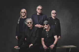 """Deep Purplen Roger Glover: """"Jokainen uusi albumimme on mahdollisesti se viimeinen"""""""