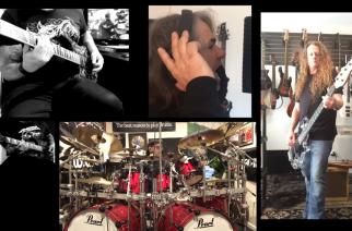 """Exoduksen ja Overkillin jäsenet coveroivat karanteenissa Megadethin kappaleen """"Wake Up Dead"""""""