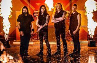 """Kreikkalaiselta power metal -yhtyeeltä Firewindilta video """"Welcome To The Empire"""" -kappaleesta"""