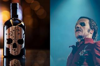"""Brittiläinen vodkavalmistaja Ghost Vodka väittää Ghostin Tobias Forgen lähestyneen sitä oikeustoimet mielessä: """"Ihan kuin 2020 ei olisi ollut jo tarpeeksi hullu"""""""
