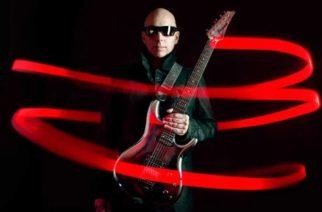 """Joe Satriani julkaisi animoidun musiikkivideon kappaleelleen """"Yesterday's Yesterday"""""""