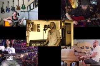 """Killswitch Engage esitti karanteenioloissa akustisen version kappaleesta """"We Carry On"""""""
