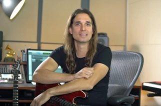 Megadeth-kitaristi Kiko Loureiron uusi sooloalbumi kuunneltavissa kokonaisuudessaan