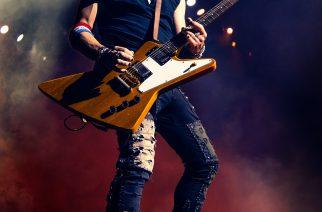 Ryan Roxie, guitarist for Alice Cooper