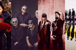 Kuvassa: Where's My Bible, Deep Purple, S-Tool, Haken