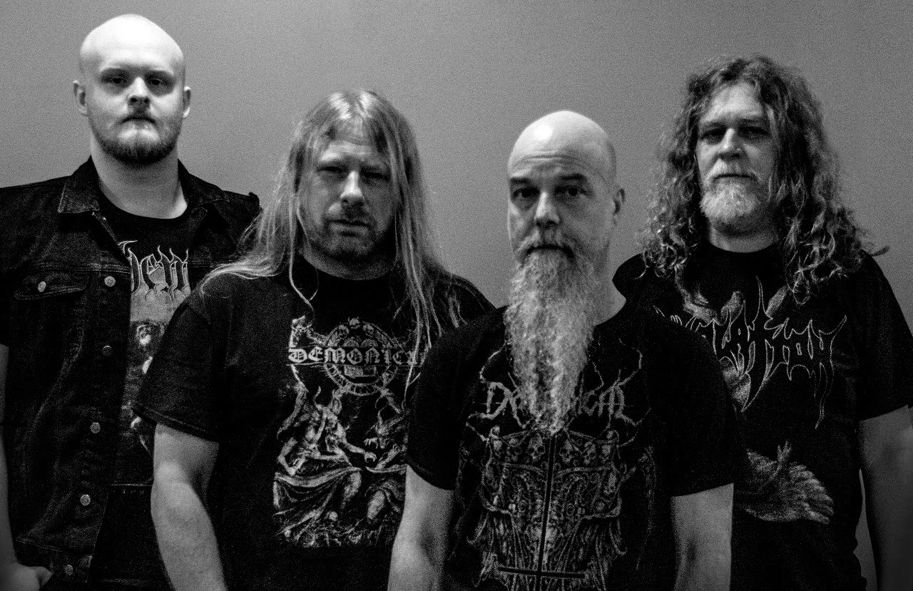 Ruotsalainen death metal -kokoonpano Centinex on saanut viiden kappaleen EP-äänityksensä purkkiin