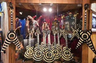 Ebayssa on myynnissä oletettavasti maailman suurin kokoelma Zakk Wylde -kitaroita: hinta hulppeat 100 000 dollaria