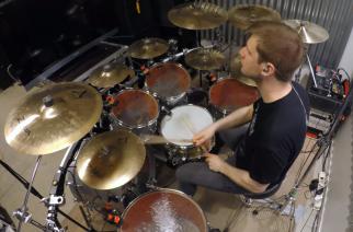 """Soilworkin rumpali Bastian Thusgaard julkaisi soittovideon kappaleesta """"Death Diviner"""""""