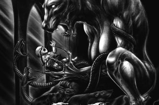 """Mustat hautajaiset jäävät laimeaksi tapaukseksi – arviossa Black Funeralin kymmenes julkaisu """"Scourge of Lamashtu"""""""