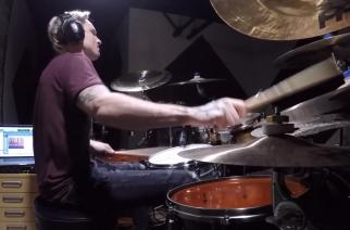 """Five Finger Death Punchin rumpali Charlie Engen yhtyeeseen liittymisestä: """"He saivat minut tuntemaan itseni heti osaksi bändiä"""""""