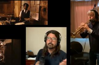 Dave Grohl ja Paul McCartney coveroivat muiden nimimuusikoiden kanssa 1800-luvun kansanlaulua