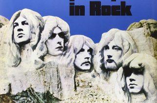 """Täyttä rockia – juhla-arvostelussa Deep Purplen 50-vuotias """"Deep Purple In Rock"""""""