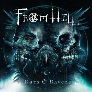 """Kauhuheviä Kaliforniasta – arviossa From Hellin """"Rats & Ravens"""" -albumi"""