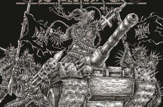 """Pieni annos tuhoa ja kaaosta tuntuu hyvältä – arviossa FRΩNT-yhtyeen EP-julkaisu """"Antichrist Militia"""""""