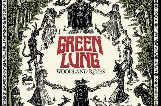 """""""Rehevää stoner-rouhintaa klassisen rockin sapluunalla"""" – Arvostelussa Green Lung -debyyttialbumi """"Woodland Rites"""" ja debyytti-EP """"Free The Witch"""""""