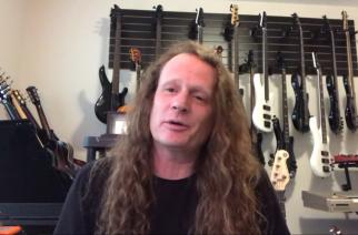 Exodus-kitaristi Jack Gibson kertoo mikä on hänen mielestään ärsyttävintä bändissä olemisessa