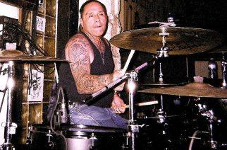 Entinen Misfits-rumpali Joey Image on kuollut