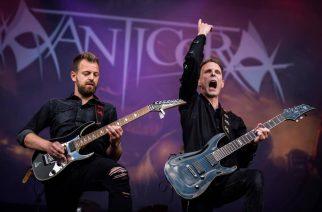 """Manticoralta ensimmäinen single julki tulevalta """"To Live To Kill To Live""""-albumilta"""