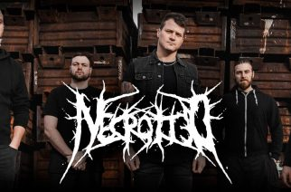 Saksalainen Necrotted liittyi Reaper Entertainmentin joukkoihin – luvassa uusi albumi