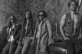 Rockyhtye Pike Zither soittaa drive-in-konsertin Tampereen Mustavuoressa kesäkuun lopussa