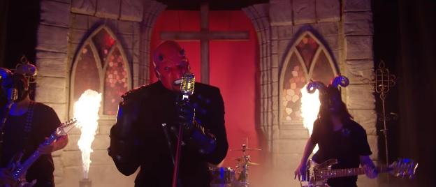 Entiset Five Finger Death Punchin jäsenet Jeremy Spencer ja Jason Hook yhdistivät voimansa Psychosexualin uudella EP:llä: EP kuunneltavissa kokonaisuudessaan