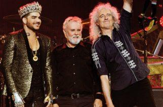 Reilun tunnin mittainen kooste Queenin kiertueilta yhdessä Adam Lambertin kanssa katsottavissa rajoitetun ajan