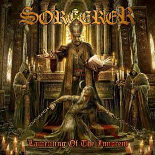 """Väkevää soittoa, mutta silti uuvuttavaa kuunneltavaa – arviossa Sorcererin kolmas albumi """"Lamenting of the Innocent"""""""