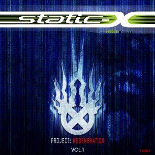 """""""Olosuhteisiin nähden miltei täydellinen"""" – Arvostelussa Static-X:n """"Project Regeneration, Vol. 1"""""""