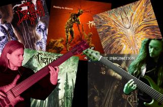 Instrumentti teknisen death metallin sydämessä – miten nauhaton bassokitara päätyi metallimusiikkiin?
