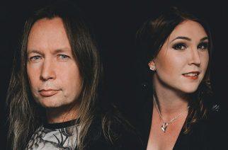 Stratovarius-yhtyeen solisti Timo Kotipelto duo-keikalle WS Arenalle yhdessä Netta Skogin kanssa marraskuussa