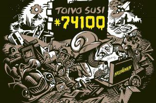 """Pohdintoja elämästä ja rockia – arviossa Toivo Susi #74100 -kokoonpanon """"Nilviäinen"""""""