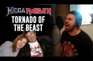 Sarjassamme päivän loppukevennykset: tältäkö kuulostaisi Megadeth solistinaan Bruce Dickinson?