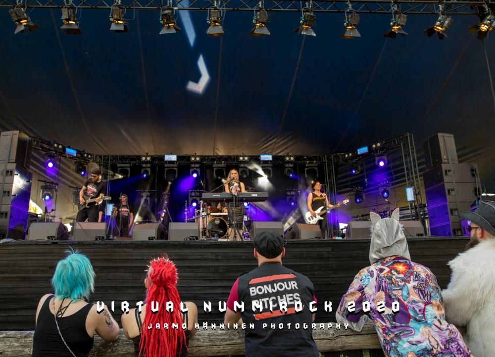 Nummirock järjestää bändileirin lapsille ja nuorille yhteistyössä Panula-opiston kanssa