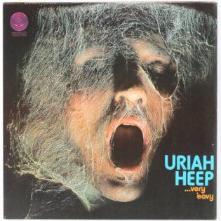 """""""Jytärockin monimuotoinen kantateos"""" – klassikkoarvostelussa Uriah Heepin 50-vuotias debyytti """"…Very 'Eavy …Very 'Umble"""""""