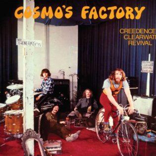 """Swamp rockin juhlaa: CCR:n """"Cosmo's Factory"""" tänään 50 vuotta"""