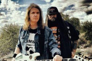 Megadeth-basisti David Ellefsonilta covereita sisältävä sooloalbumi lokakuussa: mukana tekijämiehiä mm. Anthraxista, Megadethista sekä Twisted Sisteristä