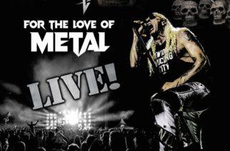 "Dee Snider jaksaa yhä rokata – arviossa uusi livetallenne ""For the Love of Metal Live!"""