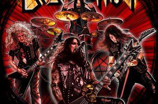"""""""Nelipäinen tuhokone toiminnassa"""" – Arvostelussa Destructionin """"Born To Thrash (Live in Germany)"""""""