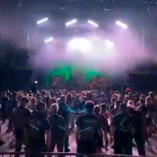 Destruction soitti ensimmäisen oikean keikkansa koronaviruksen jäljiltä rajoitetulle yleisölle Sveitsissä: livevideoita katsottavissa