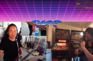 Dragonforce-kaksikko taas vauhdissa: Tällä kertaa pyrkimys on tehdä Nightwishin kappale 10 minuutissa