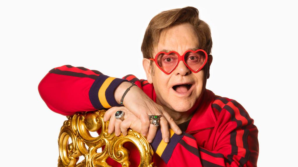 Elton John paljastaa tuoreessa Apple Musicin Rocket Hour -ohjelmansa jaksossa työskennelleensä hiljattain Metallican kanssa