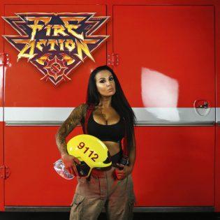 """Ei niin tulista rockia kuin nimi antoi ymmärtää – arviossa Fire Actionin """"9112""""-EP"""