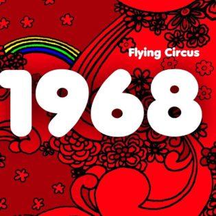 """Matkaa halki maailman progressiivisen rockin siivin – arviossa Flying Circuksen """"1968"""""""